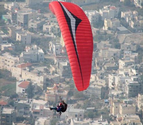 Play 42 MK II 双人滑翔伞