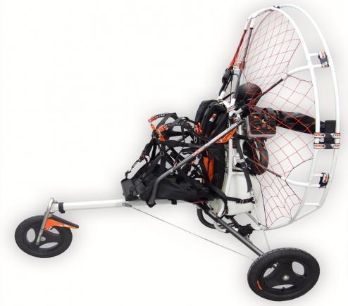 单人轮式动力伞